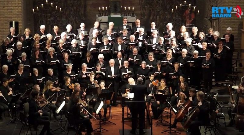 Concertkoor Baarn zingt Messiah