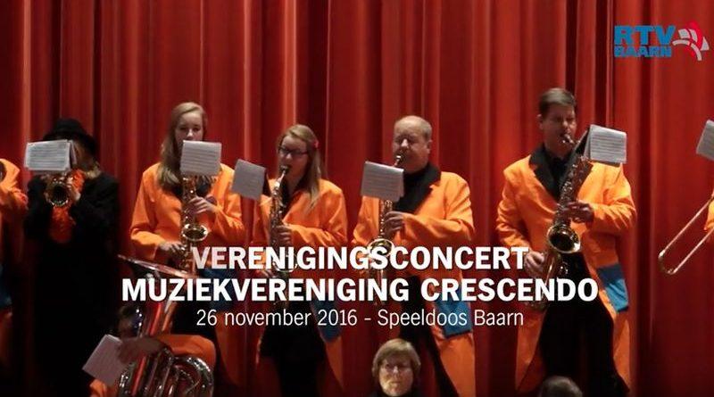 Verenigingsconcert Crescendo