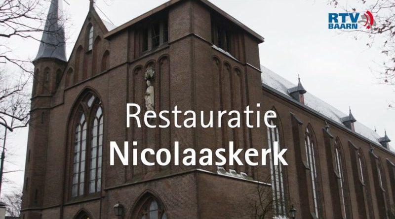 Restauratie Nicolaaskerk deel 2