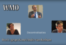 WMO anno 2017 Deel 1 gesprek met André van Roshum