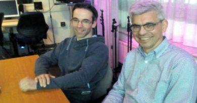 Carel Jansen en Michel Dankers over de restauratie van de Nicolaaskerk