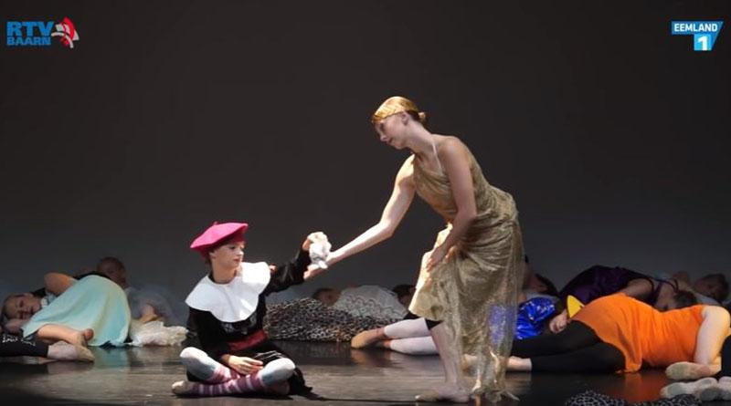 15 jaar Balletschool Marut Jorquera