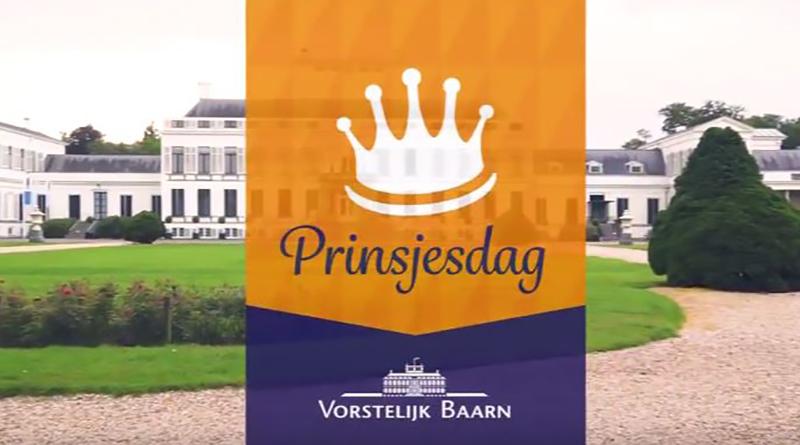 Prinsjesdag in Vorstelijk Baarn