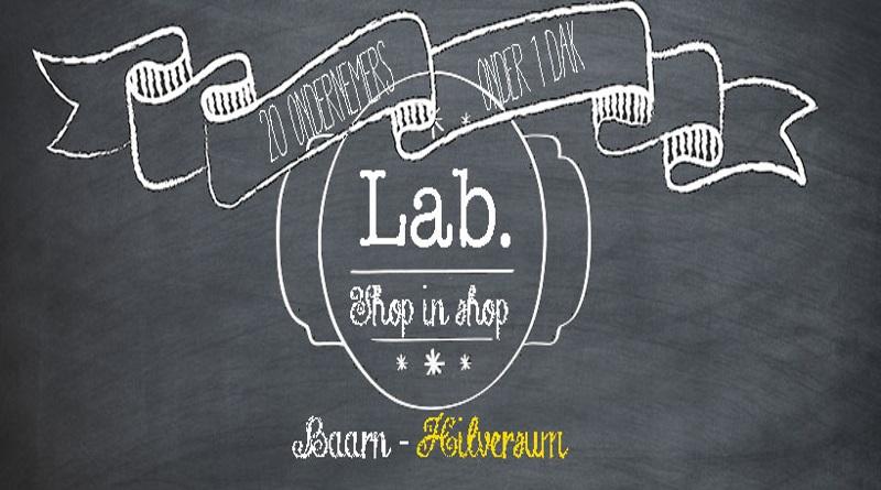 Elsbeth de Bruin over shop-in-shop Lab. Baarn in de Laanstraat