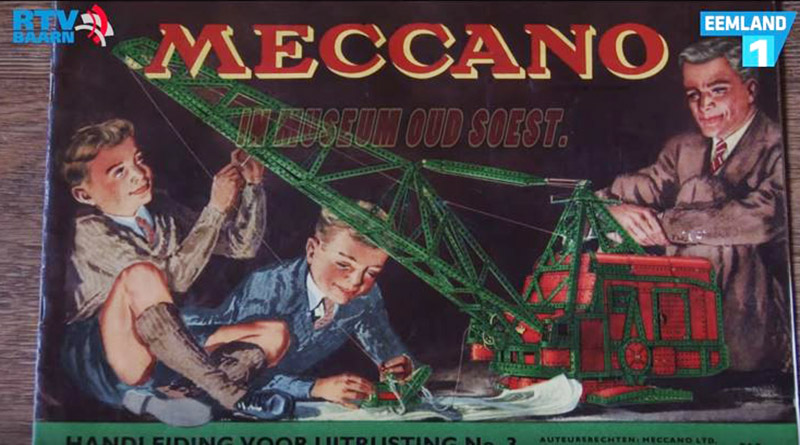 Meccano in Museum Oud Soest