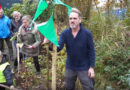 Herdenkingsboom voor Groene Inval