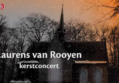 Kerstconcert Laurens van Rooijen Stulpkerk Lage Vuursche