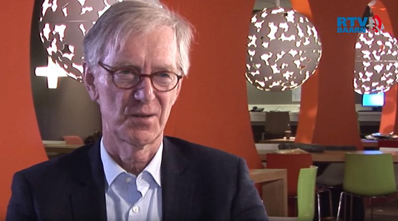 Rector Koos Nieuwland met pensioen