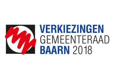 21 Maart: LIVE Uitslagenavond Gemeenteraadsverkiezingen Baarn