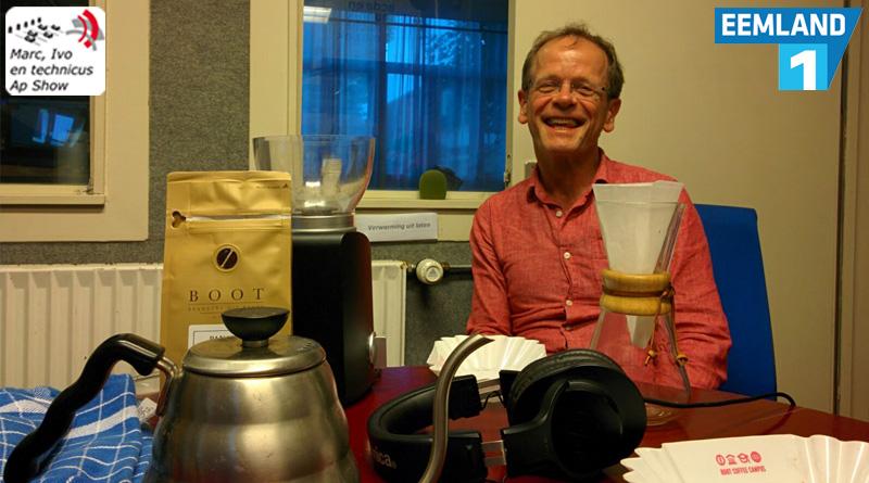Boot Koffie bestaat 45 jaar