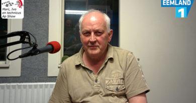 Stichting 'Behoud de Eemvallei' tegen reclamemast