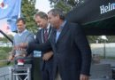 Nieuwe waterveld bij BMHV officieel geopend