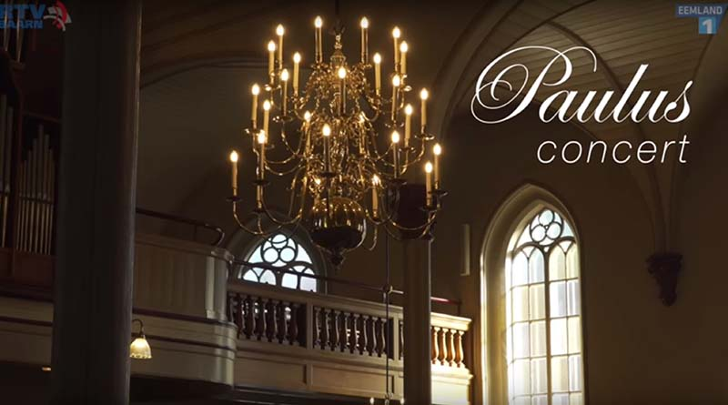 Paulus concert – Wachet auf, ruft uns die Stimme BWV 140 – J.S. Bach