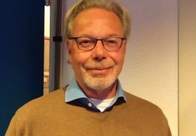 Gerrie in gesprek met Fred Heidinga