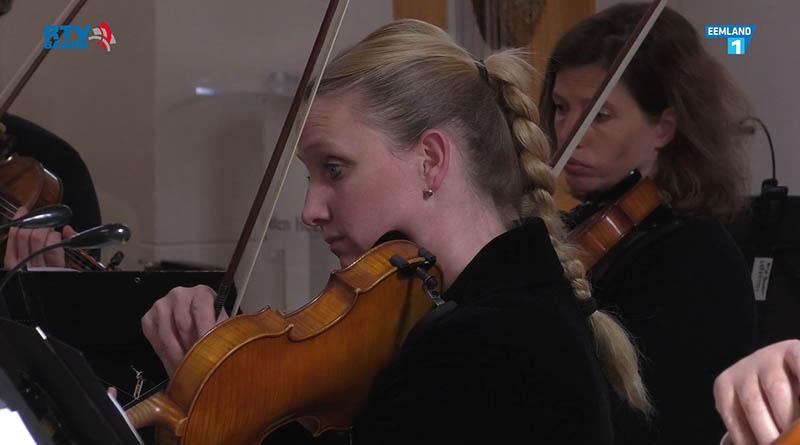 Baarns Kamerorkest Artoni debuteert