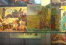 Verzameling pop-up boeken in Museum Soest