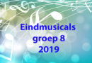 Eindmusicals groep 8 2019