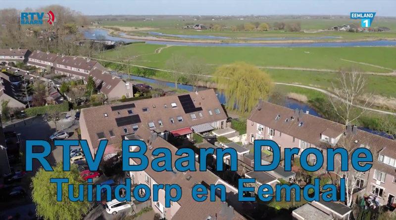 RTV Baarn Drone: Tuindorp en Eemdal