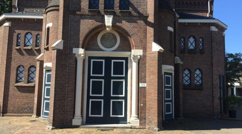 Kerkdienst Pinksteren vanuit de Paaskerk.