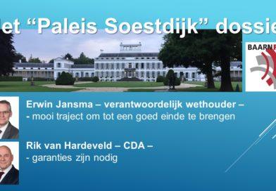 """Het """"Paleis Soestdijk"""" dossier."""