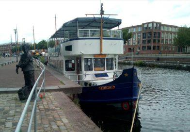 De Fietsboot Eemlijn is sinds 1 mei weer in de vaart.