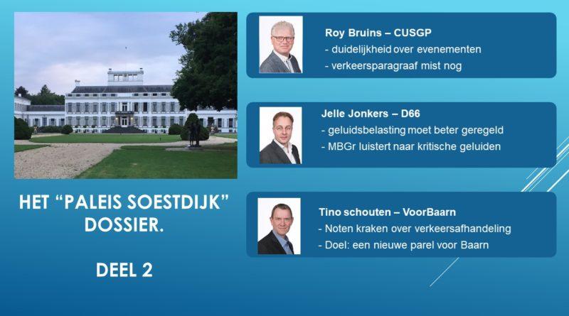 """Het """"Paleis Soestdijk"""" dossier deel 2."""