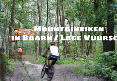 Mountainbiken in Baarn – Lage Vuursche