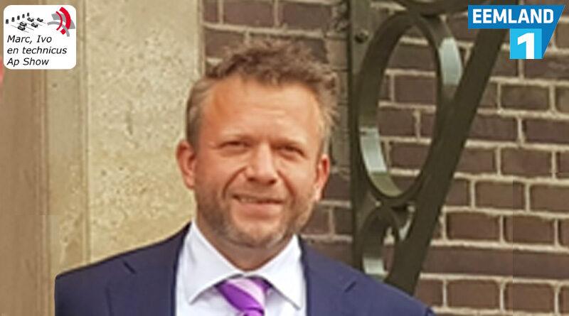 Michel van Grinsven in de gemeenteraad