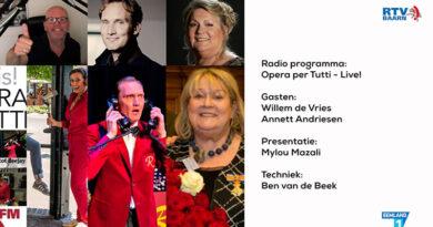 Opera per Tutti – Live! Aflevering 22 november 2020