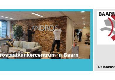 Sinds 1 februari is prostaatkankercentrum in Baarn open.