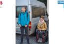 Nieuwe rolstoelbus voor 8 gehandicapte kinderen