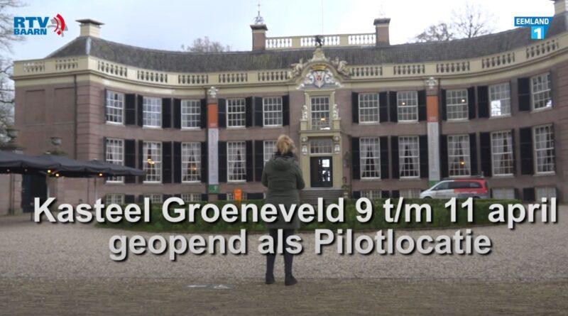 Kasteel Groeneveld Pilotlocatie